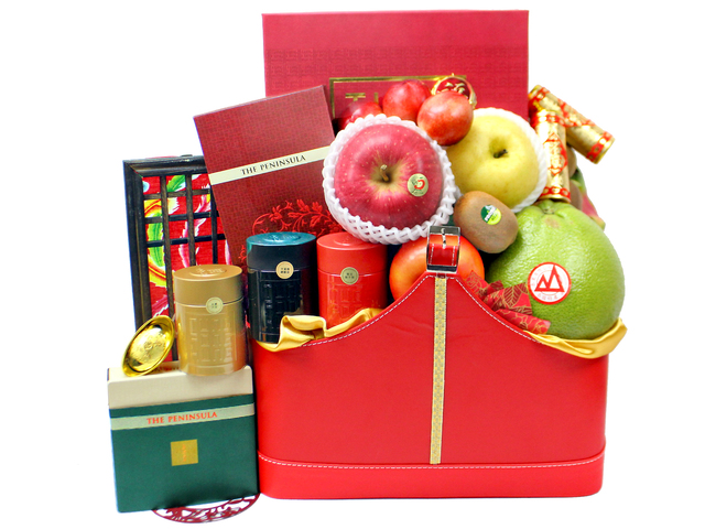CNY Gift Hamper - CNY Gift Hamper C10 - L115978 Photo