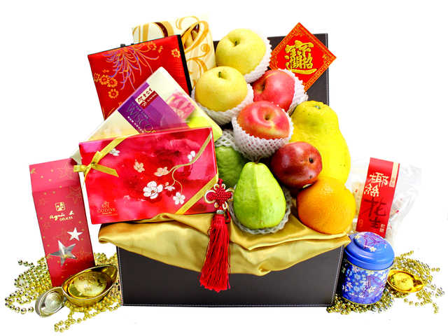 CNY Gift Hamper - CNY Gift Hamper C12 - L115987 Photo