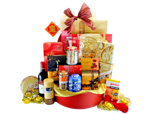 CNY Gift Hamper - CNY Gift Hamper C18 - L116334 Photo