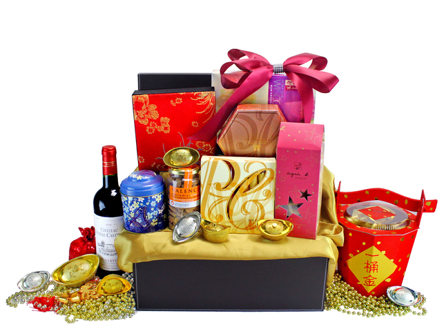 CNY Gift Hamper - CNY Gift Hamper C2 - L115743 Photo