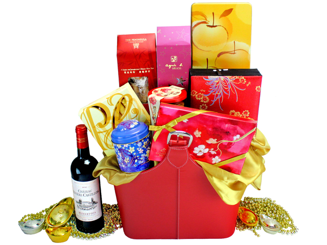 CNY Gift Hamper - CNY Gift Hamper C3 - L115752 Photo