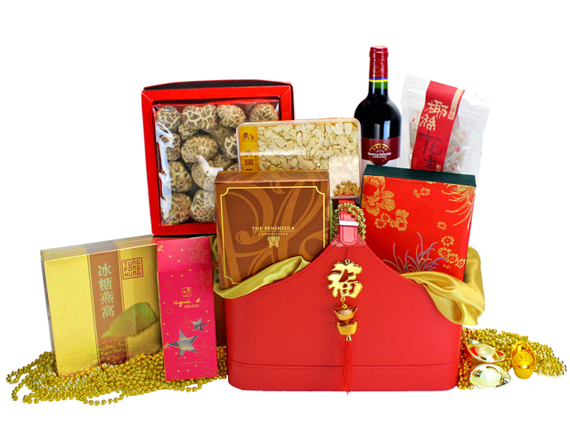 CNY Gift Hamper - CNY Gift Hamper C4 - L115747 Photo