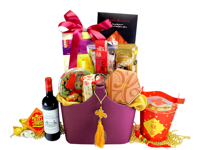 CNY Gift Hamper - CNY Gift Hamper C6 - L115929 Photo