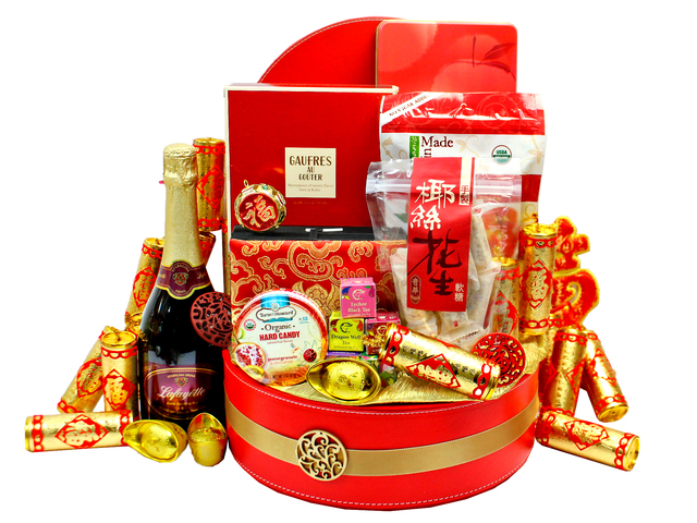 CNY Gift Hamper - CNY Gift Hamper N6 - L167474 Photo
