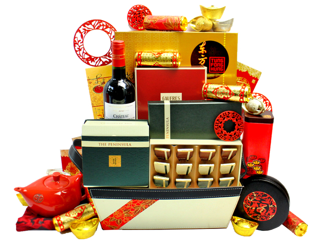 CNY Gift Hamper - CNY Gift Hamper N7 - L167784 Photo