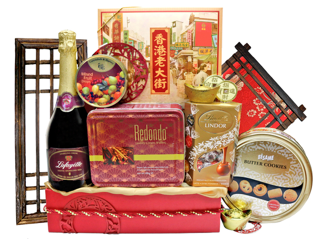 CNY Gift Hamper - CNY Gift Hamper R68 - L3666724 Photo