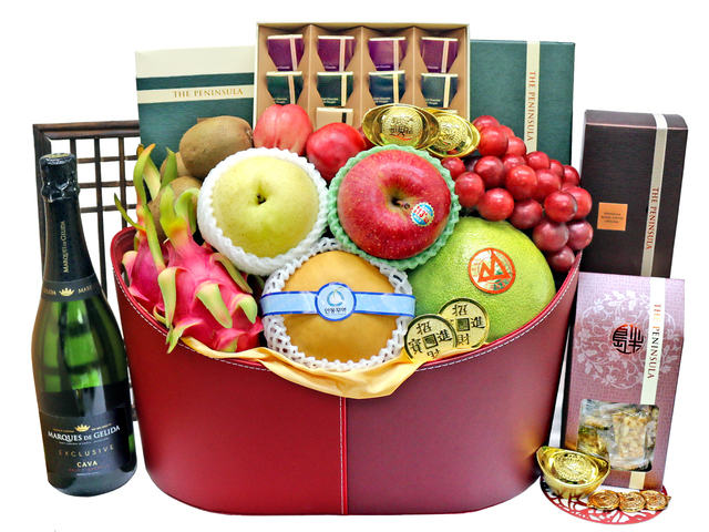 CNY Gift Hamper - CNY Gift Hamper R69 - L36667205 Photo