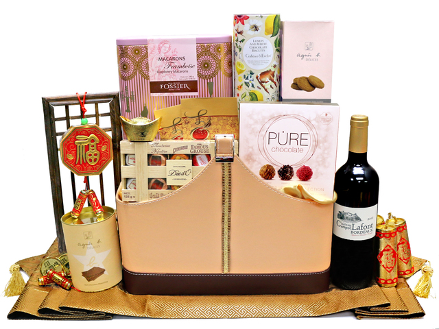 CNY Gift Hamper - CNY Gift Hamper R70 - L36667234 Photo