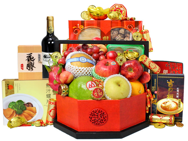 CNY Gift Hamper - CNY Gift Hamper R87 - L36510316 Photo