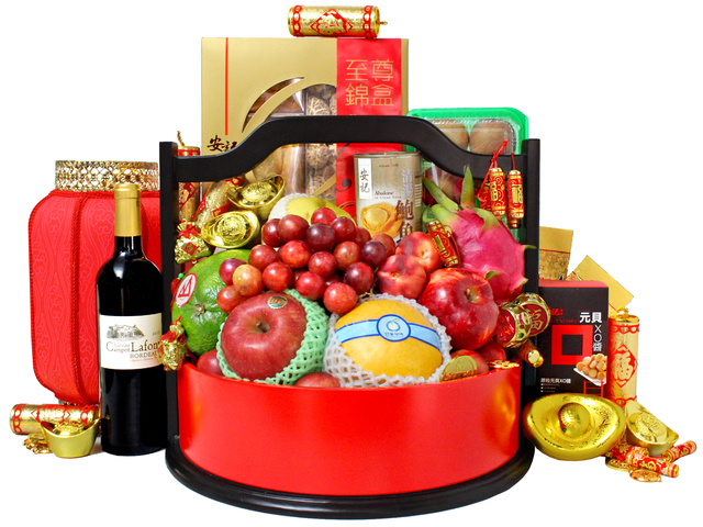 CNY Gift Hamper - CNY Gift Hamper R89 - L36510445 Photo