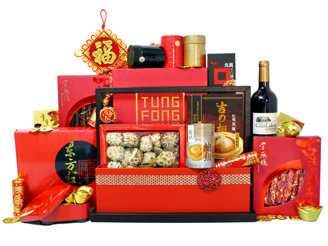 CNY Gift Hamper - CNY Gift Hamper R90 - L36510819 Photo