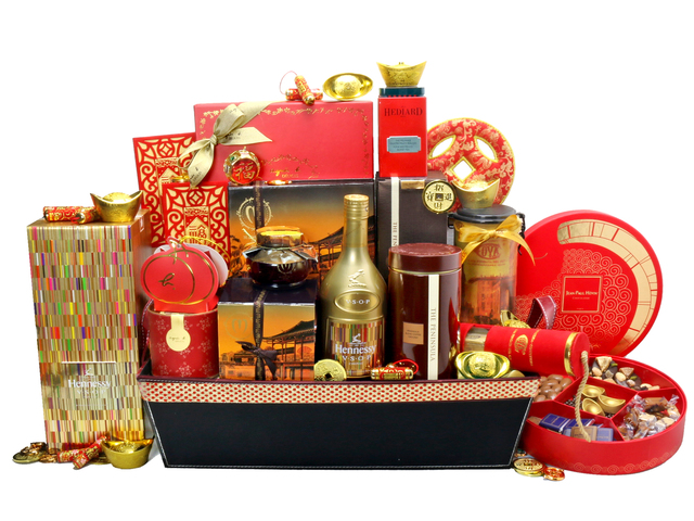 CNY Gift Hamper - CNY Gift Hamper R92 - L36511519 Photo