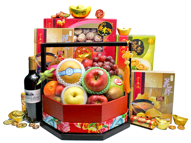 CNY Gift Hamper - CNY Gift Hamper R95 - L36511303 Photo