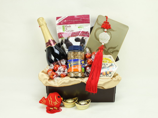 CNY Gift - CNY Hamper A - B3468 Photo