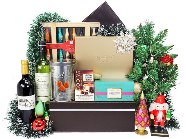 Christmas Gift Hamper - 2018 All Corporate Gift Hampers 1106A6 - XH1106A6 Photo