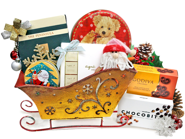 Christmas Gift Hamper - Christmas Gift Set S22 - L36666823 Photo