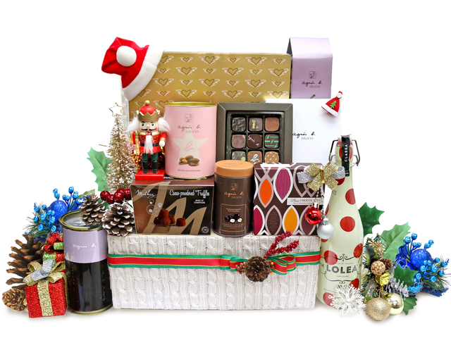 Christmas Gift Hamper - Christmas Gift Set S27 - L36666905 Photo