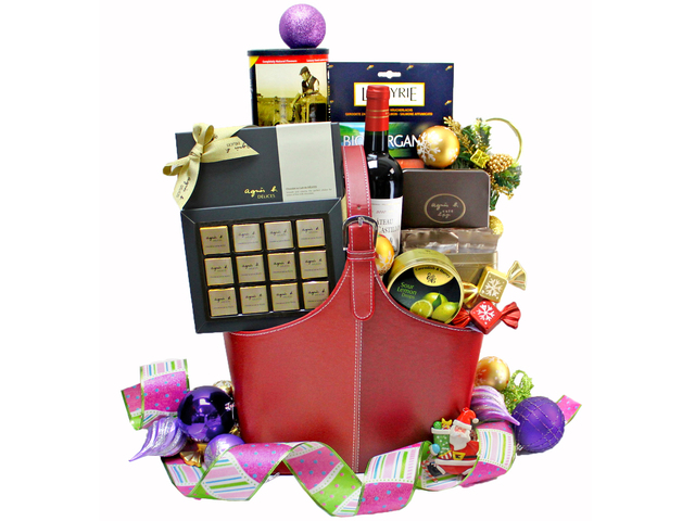 Christmas Gift Hamper - Christmas Hamper H27 - L157129 Photo