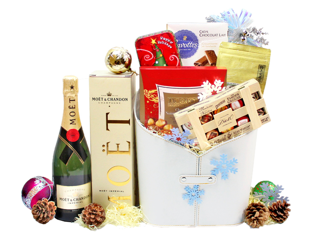 Christmas Gift Hamper - Christmas Hamper H28 - L3097315 Photo