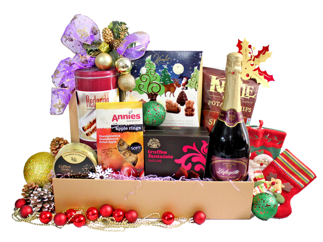 Christmas Gift Hamper - Christmas Hamper H29 - L3097139 Photo