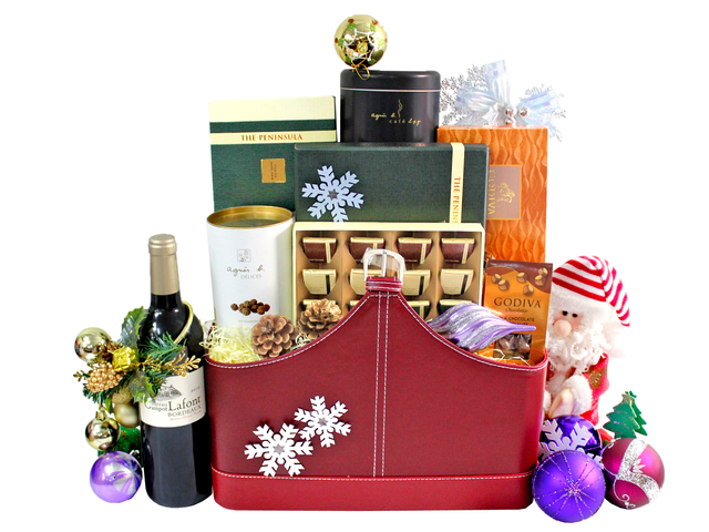 Christmas Gift Hamper - Christmas Hamper H35 - L97475 Photo