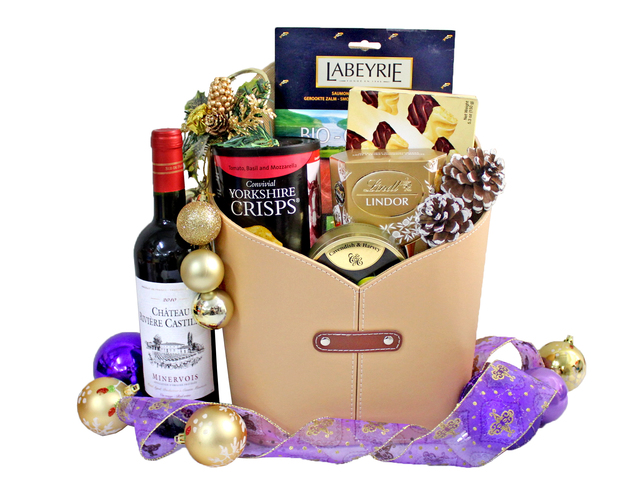 Christmas Gift Hamper - Christmas Hamper H36 - L97049 Photo