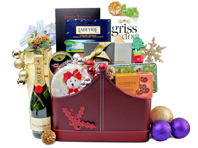 Christmas Gift Hamper - Christmas Hamper H37 - L97485 Photo
