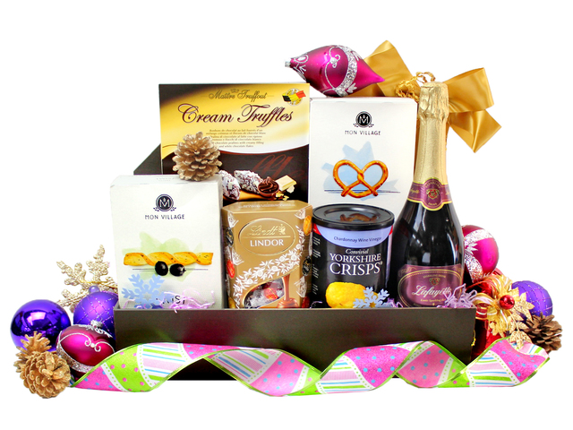 Christmas Gift Hamper - Christmas Hamper H38 - L97522 Photo