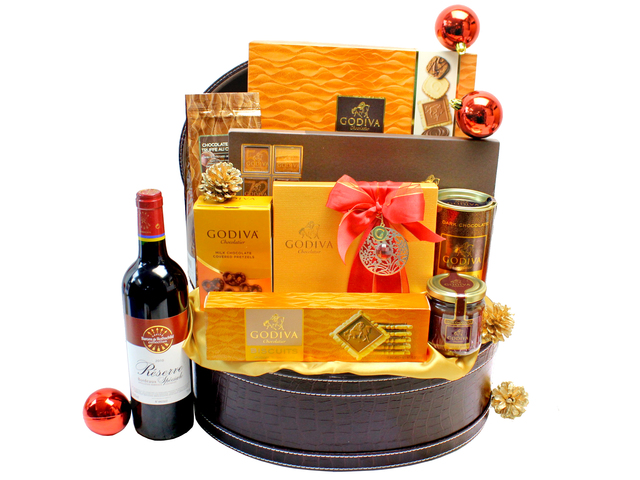 Christmas Gift Hamper - Christmas Hamper H40 - L160819 Photo