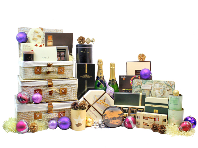 Christmas Gift Hamper - Christmas Hamper H41 - L160861 Photo