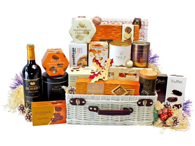 Christmas Gift Hamper - Christmas Hamper H66 - L160588 Photo