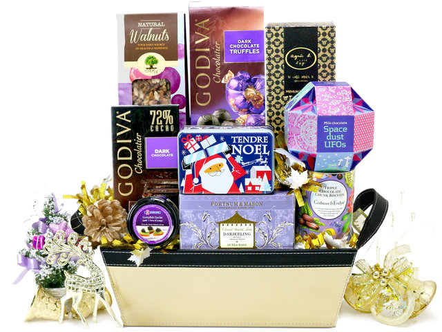 Christmas Gift Hamper - Christmas Hamper M14 - L76604043 Photo