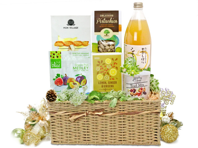 Christmas Gift Hamper - Christmas Hamper M21 - L76600289b Photo
