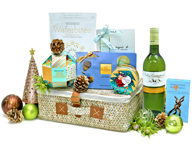 Christmas Gift Hamper - Christmas Hamper M22 - L76603540 Photo