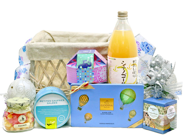 Christmas Gift Hamper - Christmas Hamper M23 - L76603912 Photo