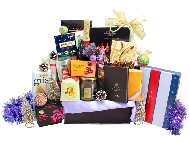Christmas Gift Hamper - Christmas Hamper N15 - L104742 Photo