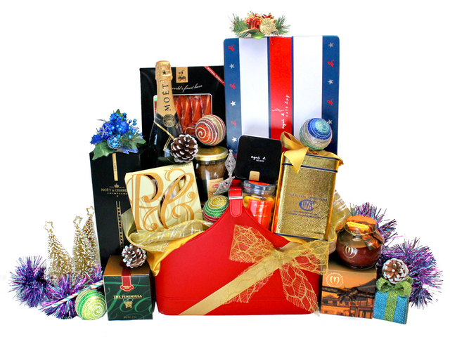 Christmas Gift Hamper - Christmas Hamper N18 - L104839 Photo