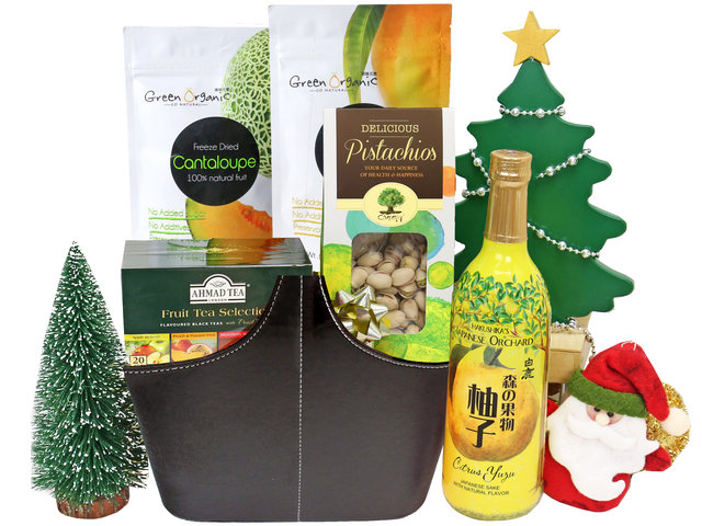 Christmas Gift Hamper - Christmas Hamper v10 - XH1120A1 Photo