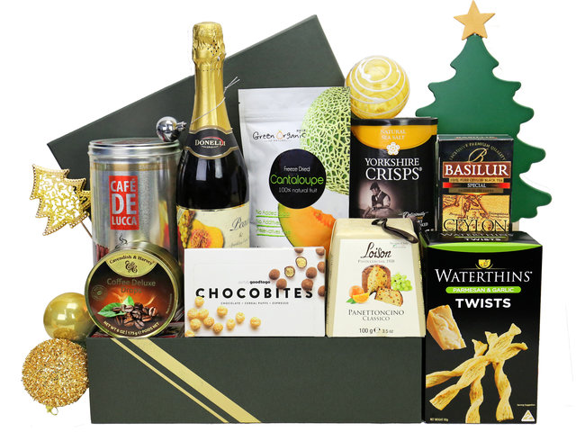 Christmas Gift Hamper - Christmas Hamper v4 - XH1116A1 Photo