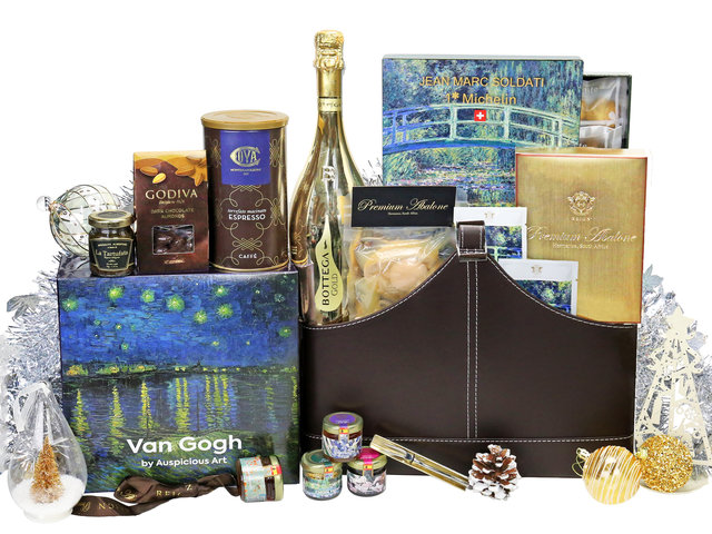 Christmas Gift Hamper - Christmas Hamper v7 - XH1113A5A Photo