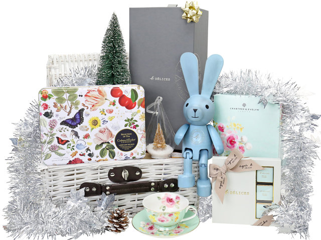 Christmas Gift Hamper - Christmas Hamper v8 - XH1113A4 Photo