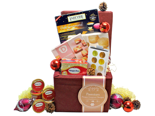 Christmas Gift Hamper - Frozen Christmas Hamper H64 - L160793 Photo