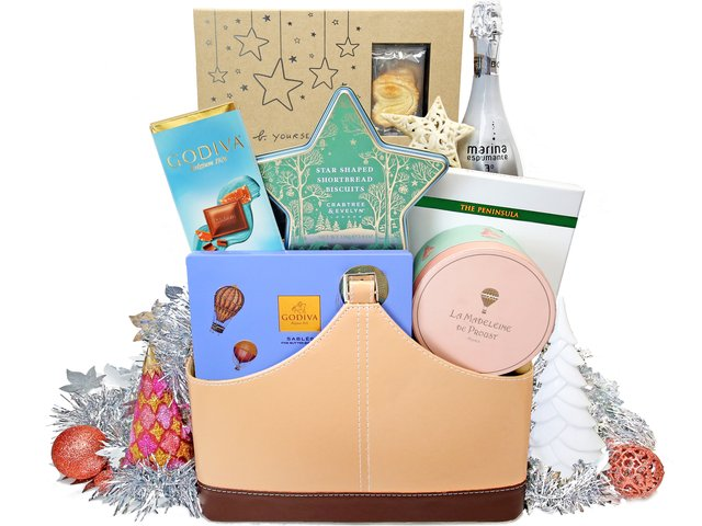 Christmas Gift Hamper - Xmas Gift Hampers X7 - XH1130A1 Photo
