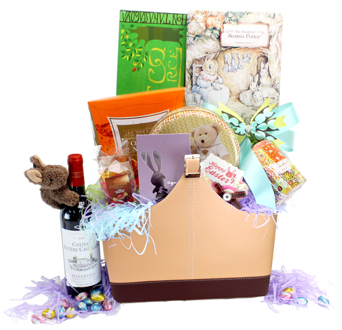Easter Gift Hampers - Easter GiftHamper E14 - L126542b Photo