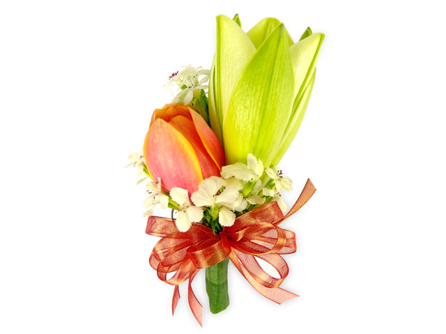Event Pocket Flower - Boutonniere/Corsage (G) - P0792 Photo