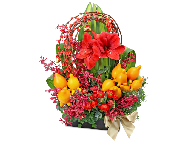 Florist Flower Arrangement - CNY florist Deco AP11 - L76605095 Photo