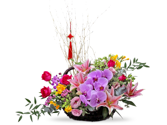Florist Flower Arrangement - CNY florist Deco AP20 - L76605308 Photo