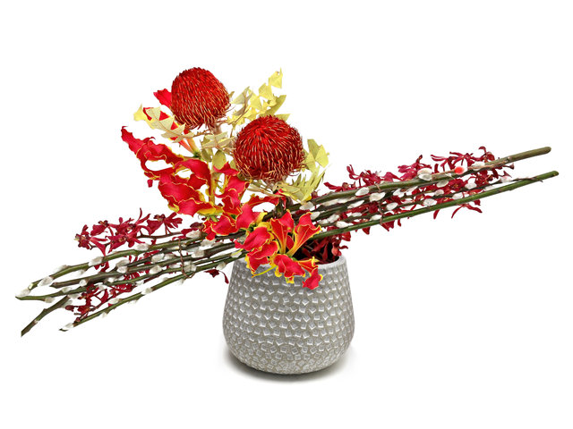 Florist Flower Arrangement - CNY florist Deco AP22 - L76605045 Photo