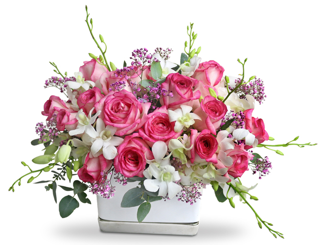 Florist Flower Arrangement - Florist gift arrangement  W03 - L76607793 Photo
