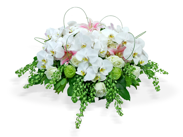 Florist Flower Arrangement - Florist vase Decor F01 - L36669104 Photo